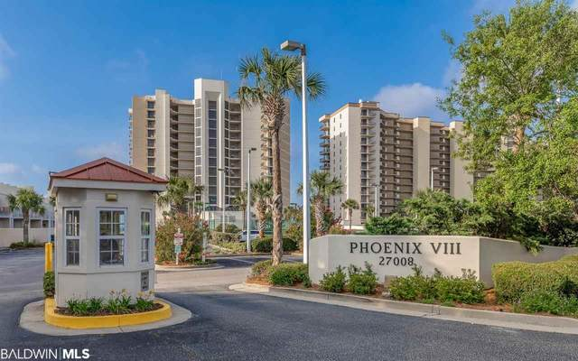 27008 Perdido Beach Blvd #1004, Orange Beach, AL 36561 (MLS #297022) :: JWRE
