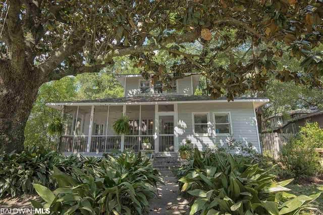 55 White Avenue, Fairhope, AL 36532 (MLS #297064) :: Gulf Coast Experts Real Estate Team