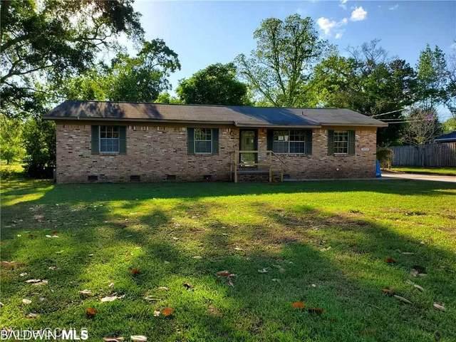 10610 Mildred Avenue, Grand Bay, AL 36541 (MLS #297067) :: Elite Real Estate Solutions