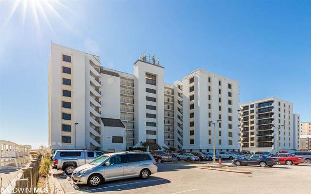 333 W Beach Blvd #702, Gulf Shores, AL 36542 (MLS #297090) :: JWRE Powered by JPAR Coast & County