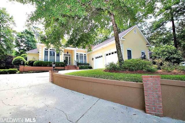 214 Rock Creek Parkway, Fairhope, AL 36532 (MLS #297100) :: Dodson Real Estate Group
