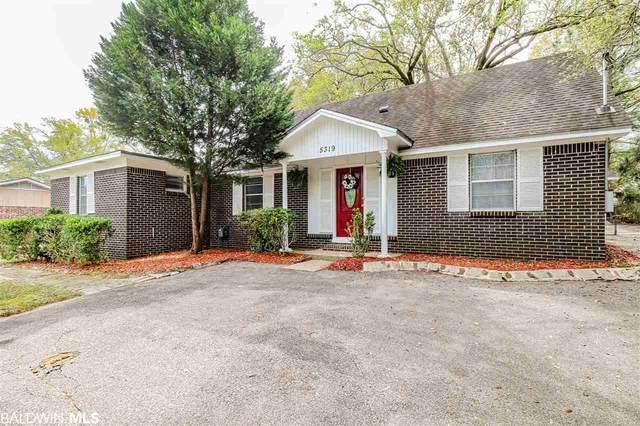 5319 Grishilde Dr, Mobile, AL 36693 (MLS #297112) :: Elite Real Estate Solutions