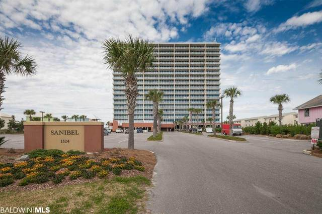 1524 W Beach Blvd #201, Gulf Shores, AL 36542 (MLS #297129) :: ResortQuest Real Estate