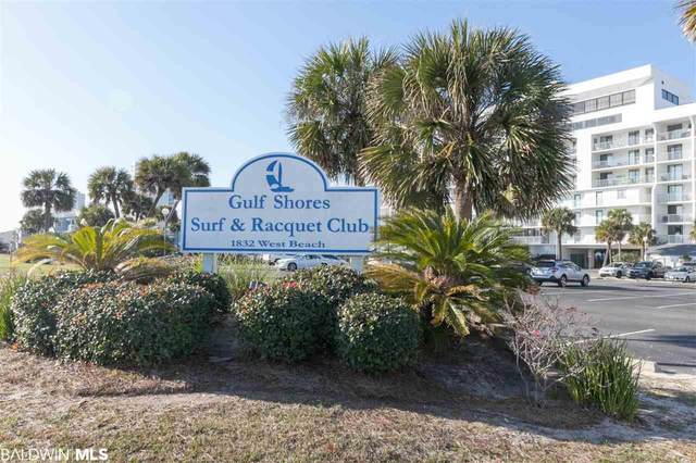 1832 W Beach Blvd 208-A, Gulf Shores, AL 36542 (MLS #297130) :: ResortQuest Real Estate