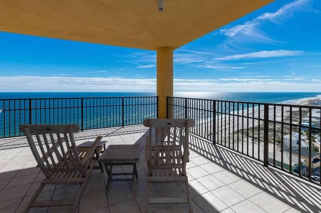 23450 Perdido Beach Blvd #1601, Orange Beach, AL 36561 (MLS #297151) :: Elite Real Estate Solutions