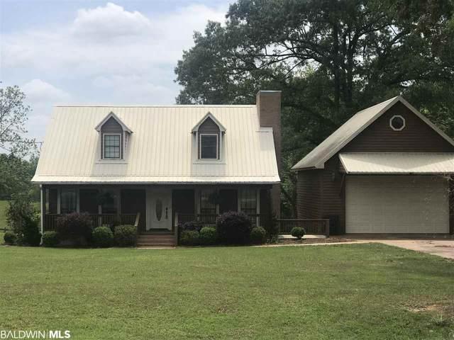 11872 Whitehouse Fork Road, Bay Minette, AL 36507 (MLS #297159) :: Elite Real Estate Solutions