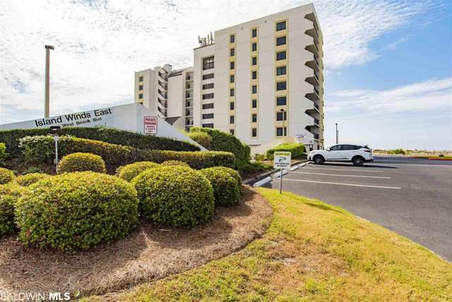 333 W Beach Blvd #202, Gulf Shores, AL 36542 (MLS #297166) :: ResortQuest Real Estate