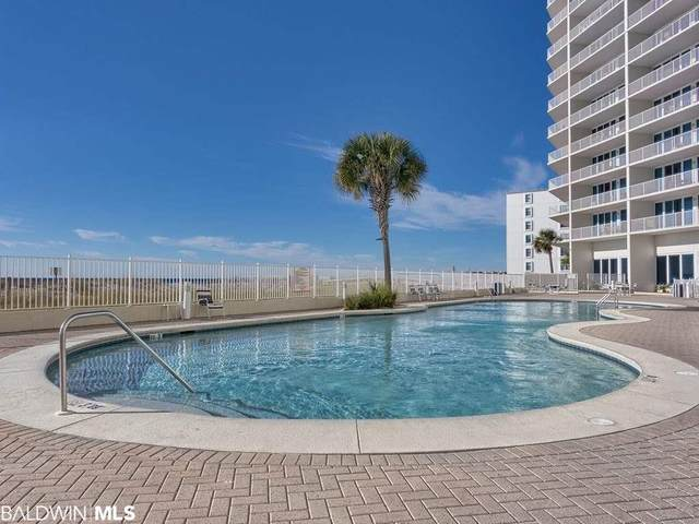 455 E Beach Blvd #1415, Gulf Shores, AL 36542 (MLS #297268) :: ResortQuest Real Estate