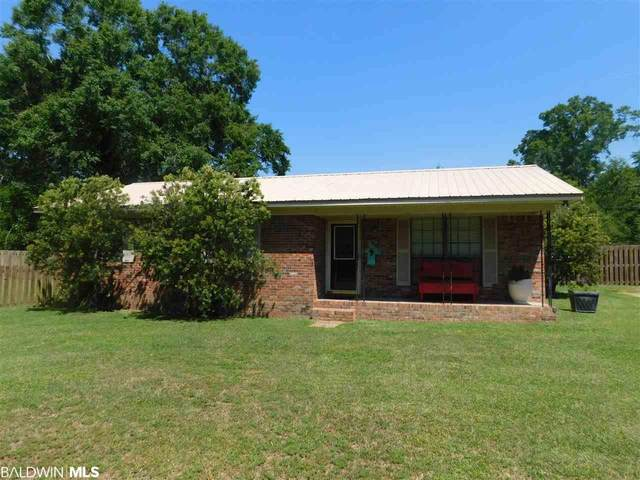 165 Cecil Lane, Brewton, AL 36426 (MLS #297419) :: Elite Real Estate Solutions