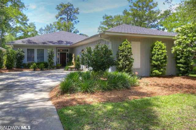 127 Oak Bend Court, Fairhope, AL 36532 (MLS #297506) :: Ashurst & Niemeyer Real Estate