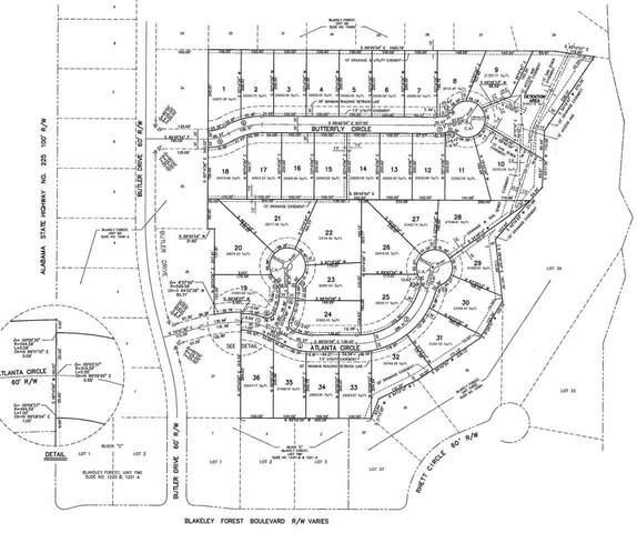 0 Atlanta Circle, Spanish Fort, AL 36527 (MLS #297606) :: Dodson Real Estate Group