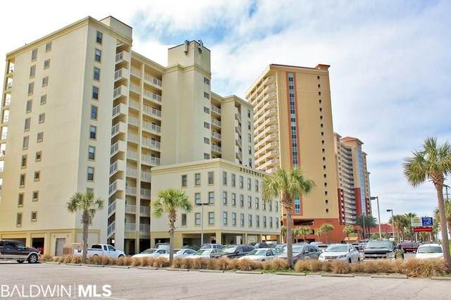 409 E Beach Blvd #1081, Gulf Shores, AL 36542 (MLS #297612) :: EXIT Realty Gulf Shores