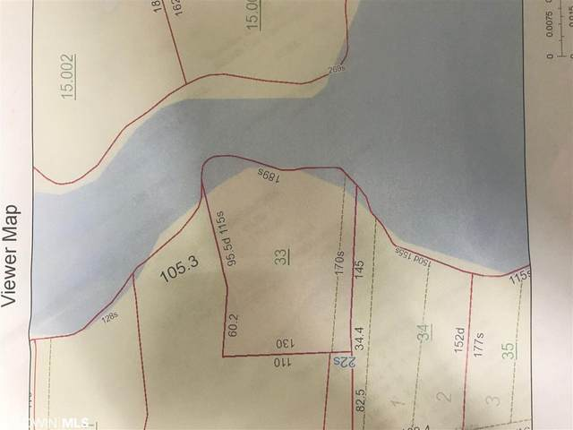 11848 Holly Av, Magnolia Springs, AL 36555 (MLS #297653) :: ResortQuest Real Estate