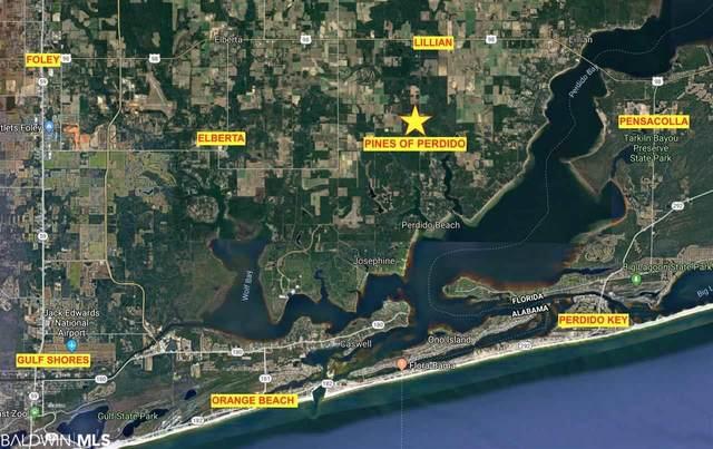 0 Tall Timber Lane, Elberta, AL 36530 (MLS #297729) :: EXIT Realty Gulf Shores