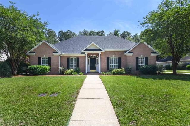 110 South Drive, Fairhope, AL 36532 (MLS #297846) :: Dodson Real Estate Group