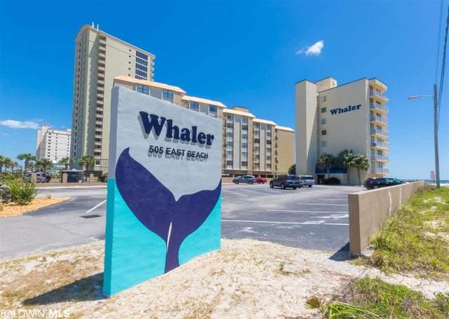 505 E Beach Blvd 6B, Gulf Shores, AL 36542 (MLS #297881) :: Elite Real Estate Solutions