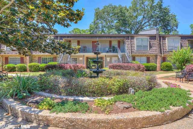 207 S Mobile Street #113, Fairhope, AL 36532 (MLS #297883) :: Dodson Real Estate Group