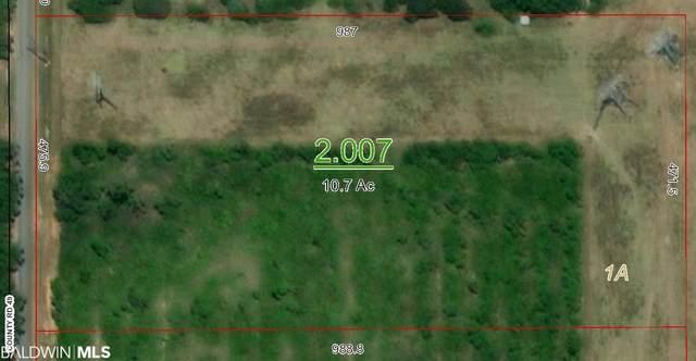 0 County Road 49, Silverhill, AL 37527 (MLS #297965) :: Gulf Coast Experts Real Estate Team