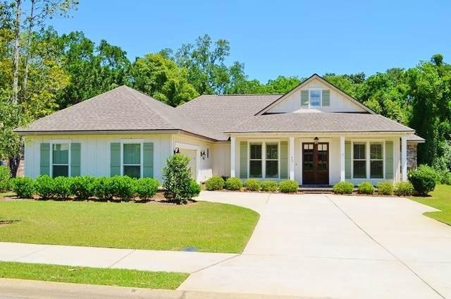 442 Craftsman Avenue, Fairhope, AL 36532 (MLS #297982) :: Gulf Coast Experts Real Estate Team
