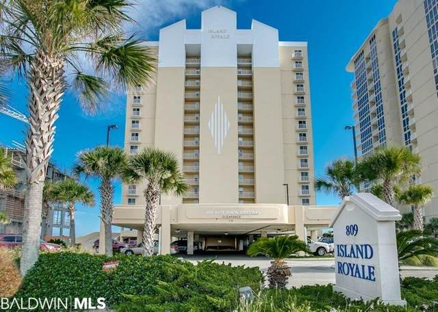 809 W Beach Blvd #905, Gulf Shores, AL 36542 (MLS #298145) :: Elite Real Estate Solutions