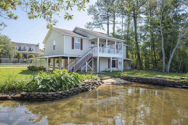 15817 Keeney Drive, Fairhope, AL 36532 (MLS #298168) :: Ashurst & Niemeyer Real Estate