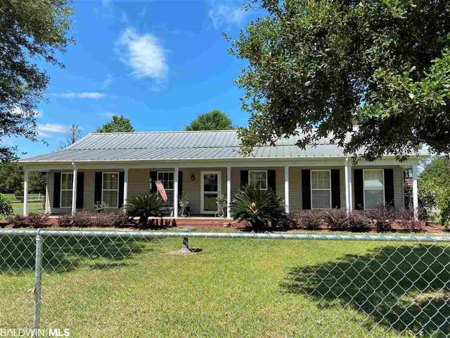4749 Poarch Road, Atmore, AL 36502 (MLS #298186) :: Ashurst & Niemeyer Real Estate