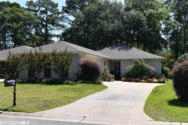106 Oak Bend Court, Fairhope, AL 36532 (MLS #298211) :: Dodson Real Estate Group