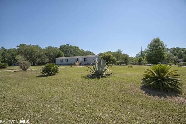11071 Lakeside Circle, Grand Bay, AL 36541 (MLS #298216) :: Coldwell Banker Coastal Realty