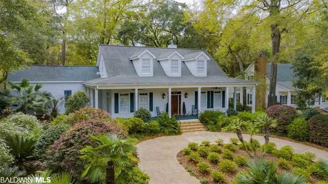 118 Laurel Avenue, Fairhope, AL 36532 (MLS #298220) :: Dodson Real Estate Group