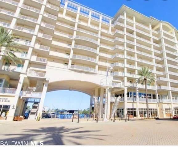 4851 Wharf Pkwy #625, Orange Beach, AL 36561 (MLS #298342) :: Gulf Coast Experts Real Estate Team