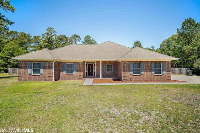 20201 Heathrow Drive, Silverhill, AL 36576 (MLS #298424) :: JWRE Powered by JPAR Coast & County