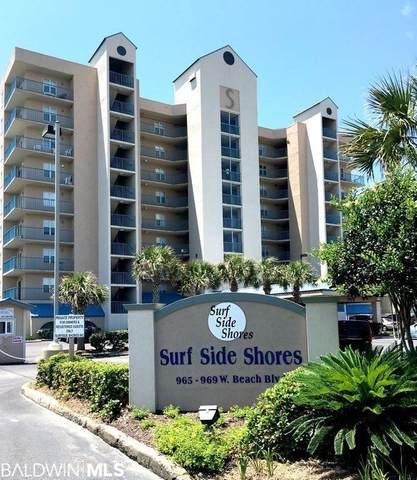 969 W Beach Blvd #1303, Gulf Shores, AL 36542 (MLS #298425) :: ResortQuest Real Estate
