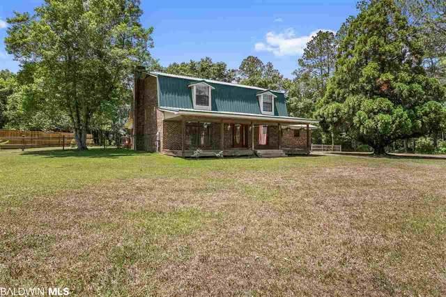 18988 Briarcliff Ln, Robertsdale, AL 36567 (MLS #298440) :: Elite Real Estate Solutions