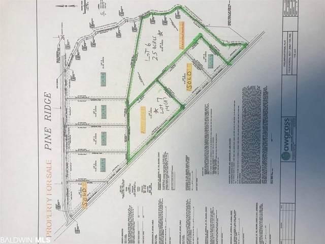 0 Old Pensacola Road, Bay Minette, AL 36507 (MLS #298524) :: JWRE Powered by JPAR Coast & County