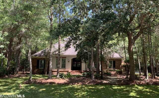 101 Cross Creek, Fairhope, AL 36532 (MLS #298632) :: Ashurst & Niemeyer Real Estate