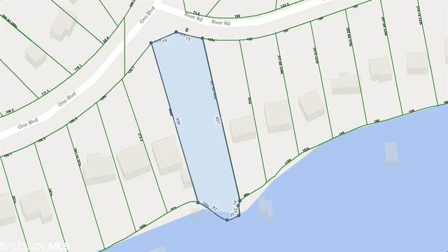 0 River Road, Orange Beach, AL 36561 (MLS #298686) :: Coldwell Banker Coastal Realty