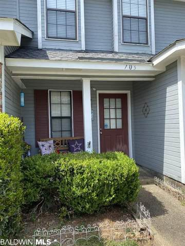 5900 Grelot Rd #703, Mobile, AL 36609 (MLS #298733) :: ResortQuest Real Estate