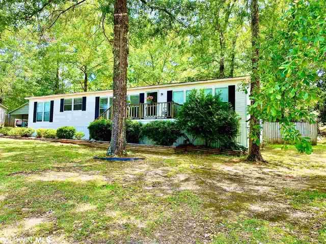 16170 Pecan View Dr, Loxley, AL 36551 (MLS #298782) :: Elite Real Estate Solutions