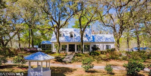 17401 Bee Gum Rd, Bay Minette, AL 36507 (MLS #298829) :: Gulf Coast Experts Real Estate Team