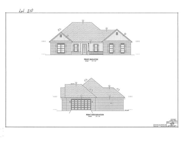 10835 Mashie Lane, Fairhope, AL 36532 (MLS #298843) :: Ashurst & Niemeyer Real Estate