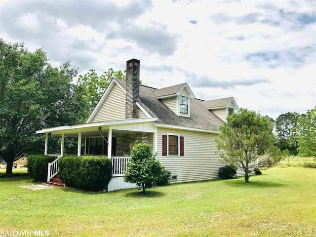 25734 A County Road 38, Summerdale, AL 36580 (MLS #298850) :: Gulf Coast Experts Real Estate Team