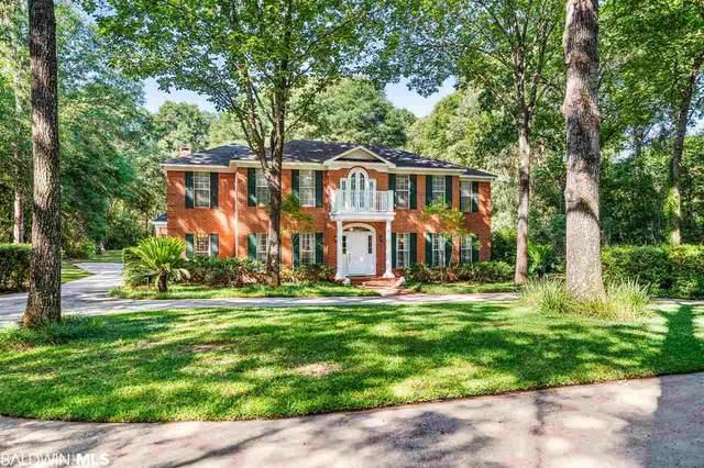 10831 Elnina Drive, Mobile, AL 36608 (MLS #298859) :: Ashurst & Niemeyer Real Estate