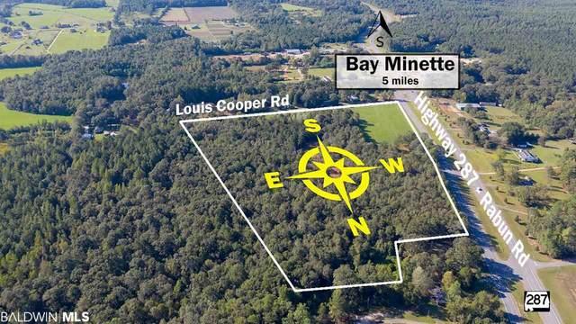 1 Highway 287, Bay Minette, AL 36507 (MLS #298870) :: Coldwell Banker Coastal Realty