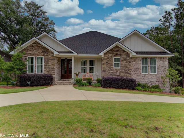19203 Quail Creek Drive, Fairhope, AL 36532 (MLS #298888) :: Ashurst & Niemeyer Real Estate