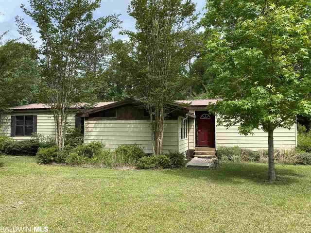 141 Mcdowell Lane, Brewton, AL 36426 (MLS #298894) :: Elite Real Estate Solutions