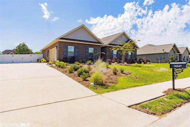 14547 Troon Drive, Foley, AL 36535 (MLS #298911) :: The Kim and Brian Team at RE/MAX Paradise