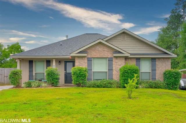 8199 Woodland Way, Semmes, AL 36575 (MLS #298931) :: Ashurst & Niemeyer Real Estate