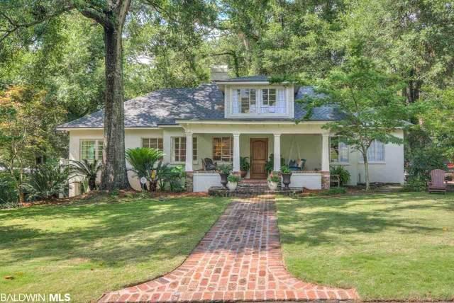 103 North Avenue, Fairhope, AL 36532 (MLS #298935) :: Dodson Real Estate Group