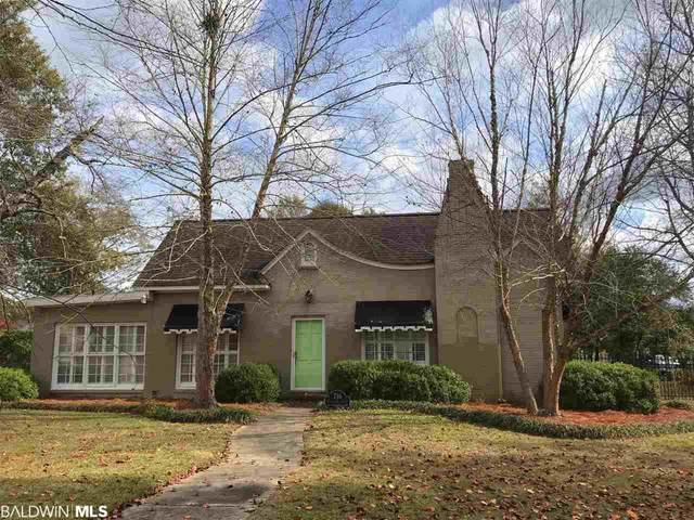 716 Evergreen Avenue, Brewton, AL 36426 (MLS #298936) :: Elite Real Estate Solutions