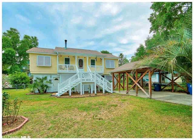 5318 Pompano Avenue, Orange Beach, AL 36561 (MLS #298942) :: Ashurst & Niemeyer Real Estate